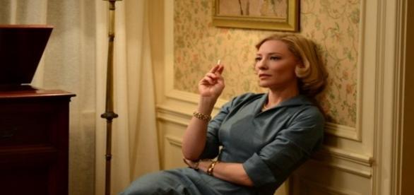 """Cate Blanchett em cena de """"Carol"""""""