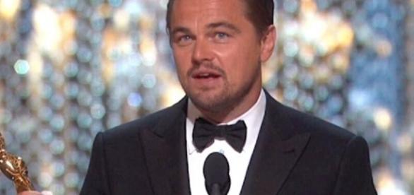 Discurso de Leonardo Di Caprio ao ganhar o Oscar