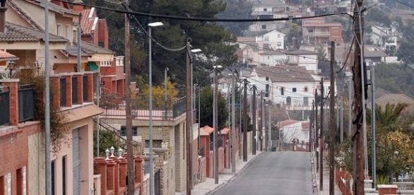 Fotografía de Urbanización ubicada en Vallirana
