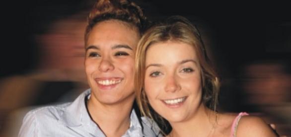 Maria Gadu e Luiz Possi - Foto/Facebook