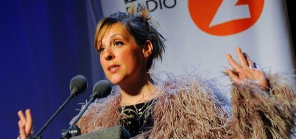 Mel Giedroyc hosted the 'You Decide' show