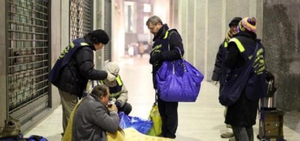 Milano gazduieste badante românce ajunse pe stradă