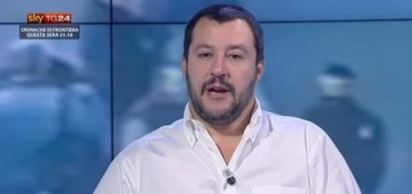 Sondaggi politici al 27/2, Matteo Salvini