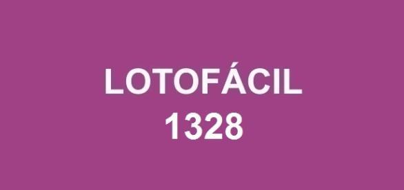 Sorteio da Lotofácil 1328 realizado nessa sexta.