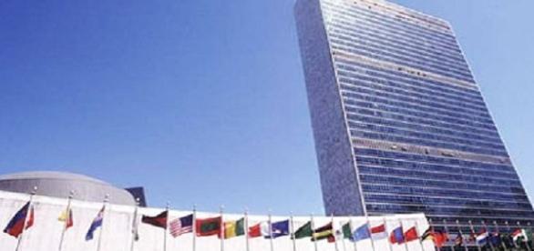 Edifício da ONU em Nova Iorque
