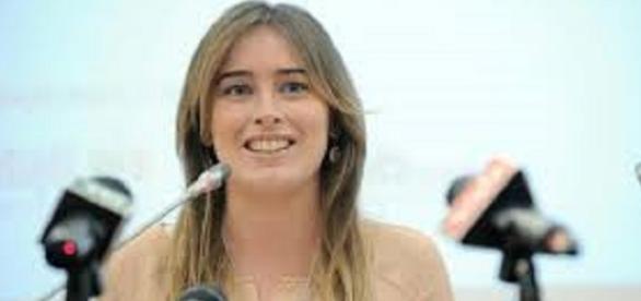 Il ministro per le riforme Maria Elena Boschi