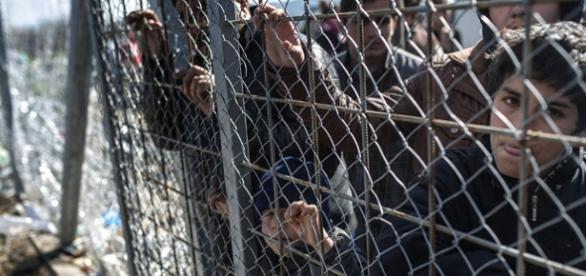 Imigranci nie są wpuszczani do Europy