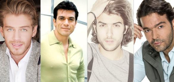 Jorge Salinas e Polo Morín são pai e filho.