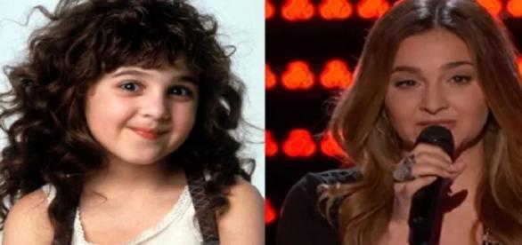 O antes e depois de 'A Malandrinha'