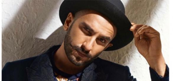 Ranveer Singh creates a buzz again