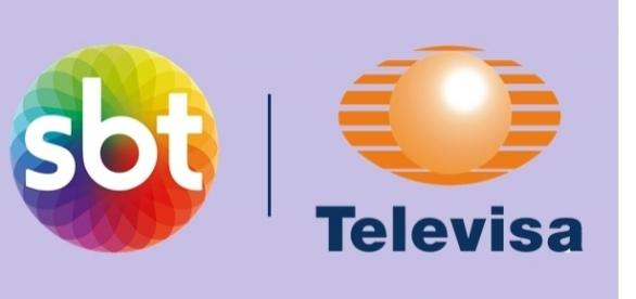 SBT e Televisa são emissoras parceiras