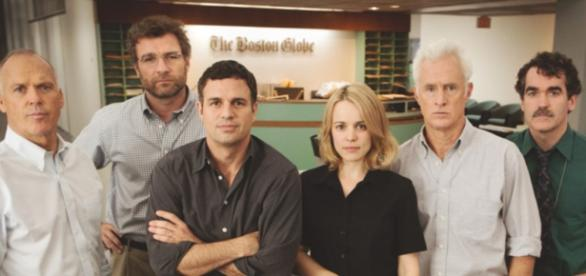 """Spotlight"" conquistou 5 prêmios no evento"