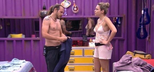 Ana Paula acredita na eliminação de Tamiel