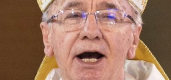 Dom Cláudio Hummes em sua visita ao Pará