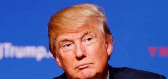 Donald Trump (Credit Micahel Vadon Wikimedia)