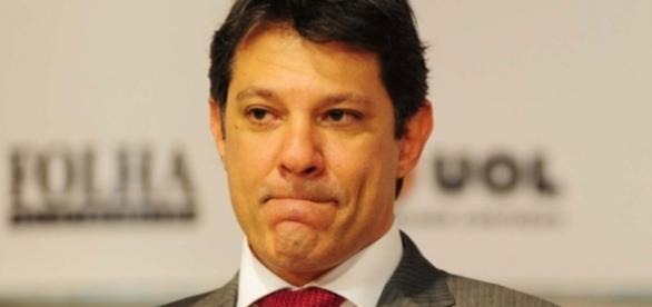 Fernando Haddad: um dos críticos de Dilma