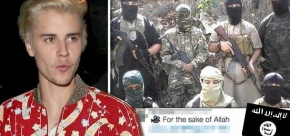 ISIS publicou vídeo macabro no perfil de Justin