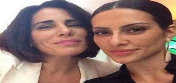 Mãe e filha rebatem críticas em rede social