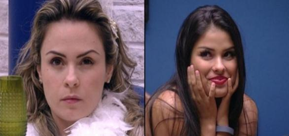 Munik e Ana Paula e disputa de torcidas no BBB16