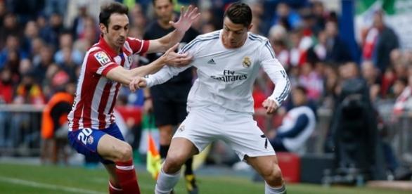 Real przegrał w derbach Madrytu z Atletico 0-1
