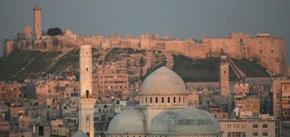 Aleppo było głównym ośrodkiem szkoleniowym ISIS.