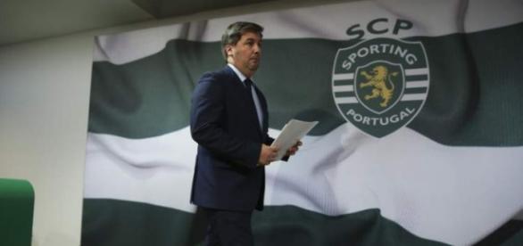 Bruno de Carvalho não convenceu Carrillo