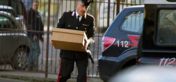 Carabinierii au ridicat astăzi fișe medicale