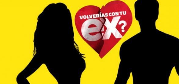 Cartel promocional de Volverías con tu ex?