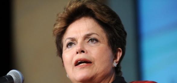 Dilma não esconde o seu temor com o zika vírus
