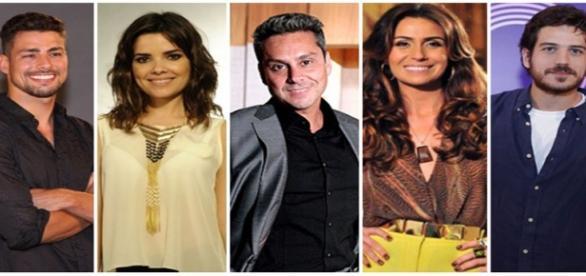 Elenco de 'A Regra do Jogo' da Rede Globo