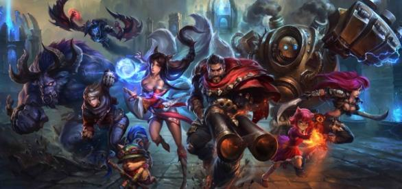 Personajes del videojuego League of Legends