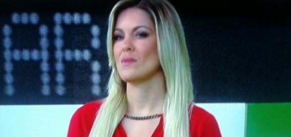 Renata Fan - Foto/Reprodução: TV Bandeirantes