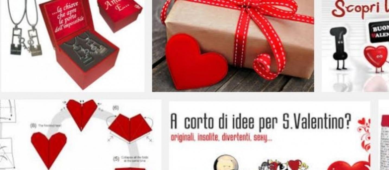 Idee regalo per san valentino 2016 originali e romantiche - San valentino idee romantiche ...