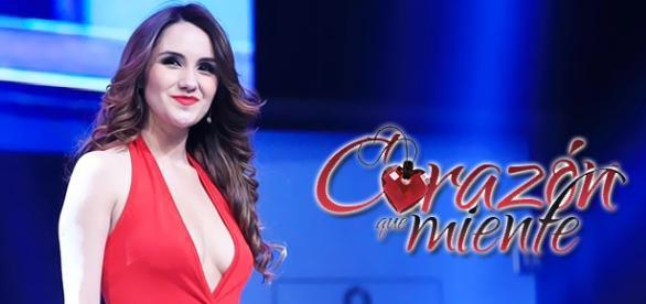 Dulce María será uma das vilãs da trama.