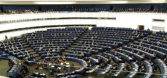 EU Parliament/ Photo: inyucho,Flickr, CC BY 2.0