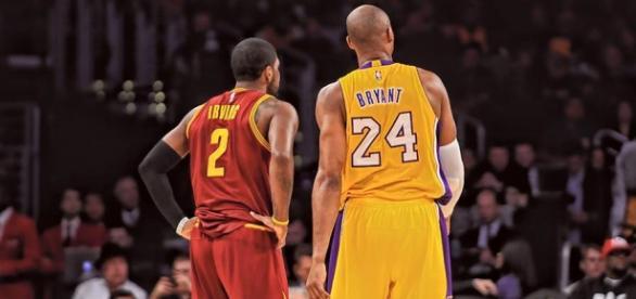 Kobe Bryant, Iriving, Last Game