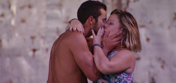 Matheus e Maria Claudia - Foto/Reprodução