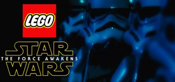 Tráiler Lego: Star Wars The Force Awakens