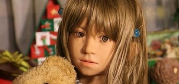 Una de las muñecas que fabrica Trottla
