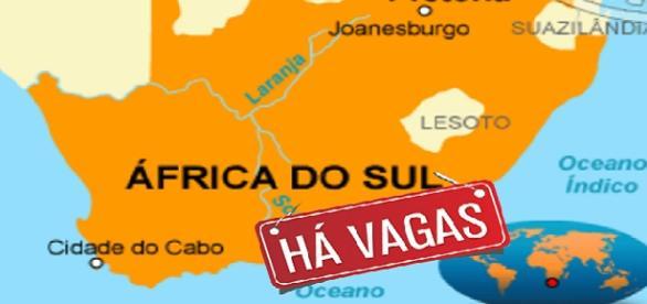 Vagas para fluentes em português na África do Sul
