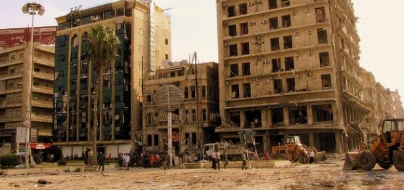 Atentado en Alepo, 2012; un largo conflicto