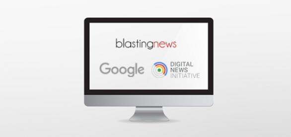 Blasting News con Google Digital News Initiative