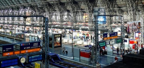 Fatídico choque de trenes en Alemania