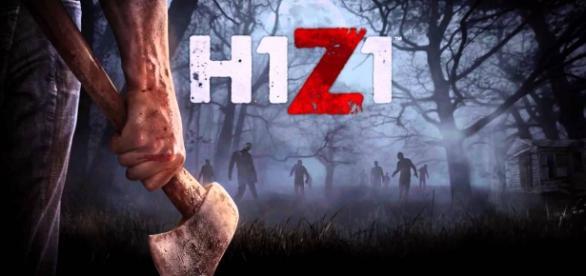 Foto portada del videojuego H1Z1.