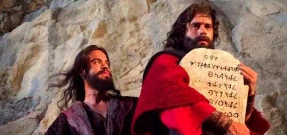 Globo compra o filme 'Os Dez Mandamentos'