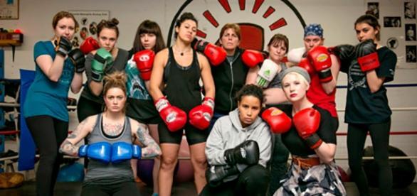 Grupo de boxeadoras planejava ir ao evento