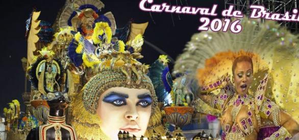 Llegan los colores y bailes a Brasil