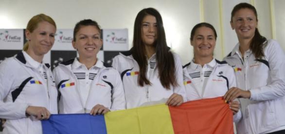 Reprezentativa de Fed Cup a României