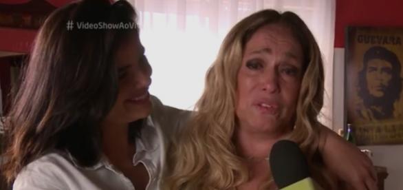 Susana Vieira e Vanessa Giácomo - Foto/Repr: Globo
