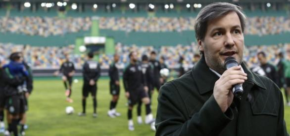 Bruno de Carvalho avançou com um processo